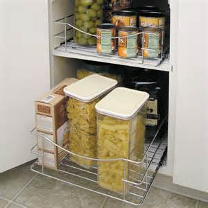 pantry pull out shelves kitchen cabinet organizer bathroom