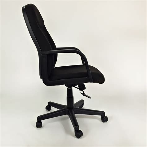 78% OFF   Unknown Brand Black Office Chair / Chairs