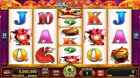 lion festival slot game  play    real money