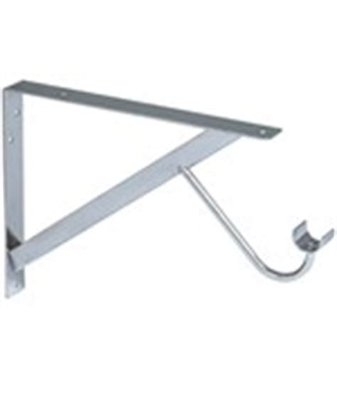 Rod Shelf Support by Closet Rods Brackets And Shelf Brackets Organize It