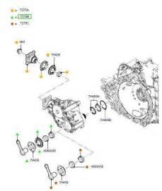 diy taurus x intermediate shaft seal replacement my