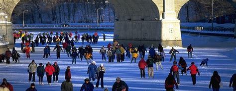 Canal Rideau Patinage by Salle De Presse L Ontario L Endroit Le Plus Cool Cet Hiver