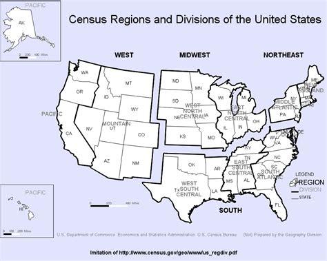 map us census regions us census regions sas graph gmap