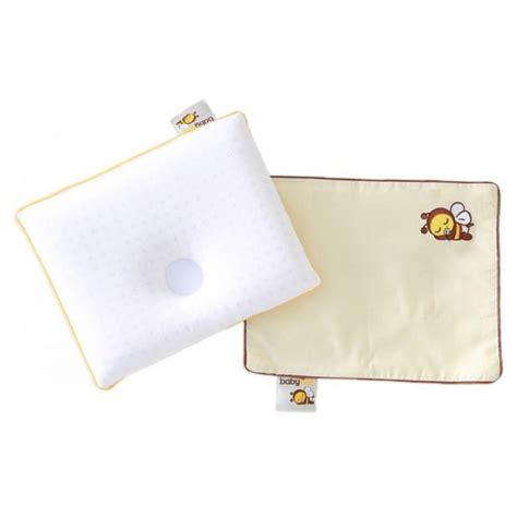 Baby Bee Newborn Pillow With Bantal Bayi babybee newborn pillow bantal bayi free