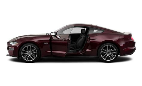 ford mustang ecoboost premium fastback starting   bartow ford