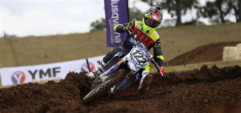 how to break in motocross yamaha revitalised after mx nationals break dirt action