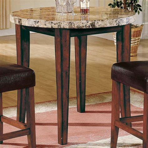 Silver Kitchen Table To It Steve Silver Montibello Counter Height Pub Dining Table 386 00 For The