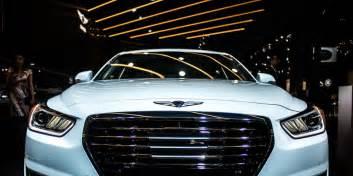 brand new luxury cars genesis g90 photos business insider