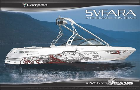 tow boat brands wakeboarder brand new svfara sv3