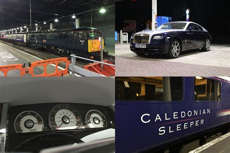 starlight express rolls royce wraith versus the