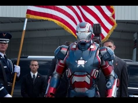 marvel cinematic universe red white blue