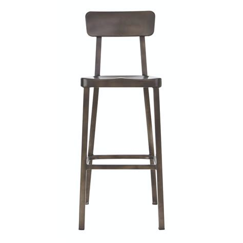 Home Decorators Bar Stools by Home Decorators Collection Jacob 30 In Gunmetal Bar Stool 1920900660 The Home Depot