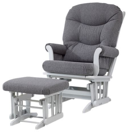 dutailier sleigh glider and ottoman combo dutailier group dutailier sleigh glider and ottoman combo