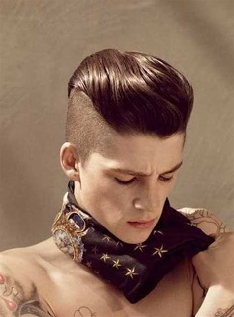 25 mohawk haircut style for mens hairstyles 2017