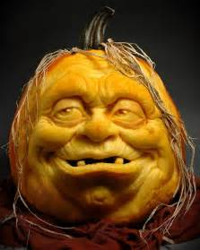 amazing pumpkin carvings by ray villafane utaot