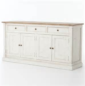 wood sideboard buffet cintra reclaimed wood white sideboard buffet zin home