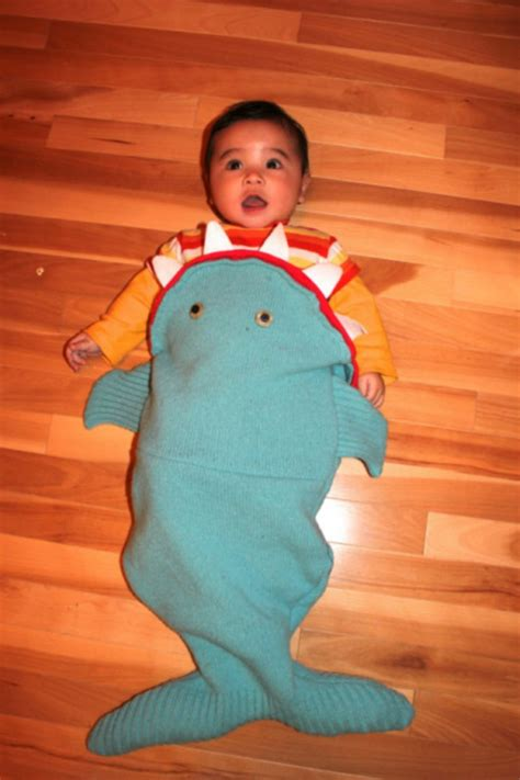 baby shark halloween 35 baby halloween costumes that are as cute as they are