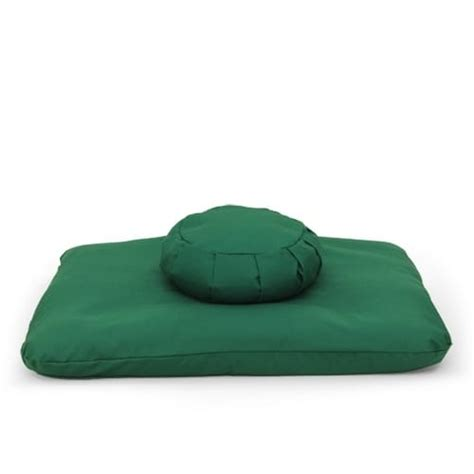 Meditation Pillow Buckwheat by Buckwheat Zafu Meditation Cushion Set