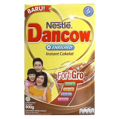 Dancow Enriched 400gr Supplier