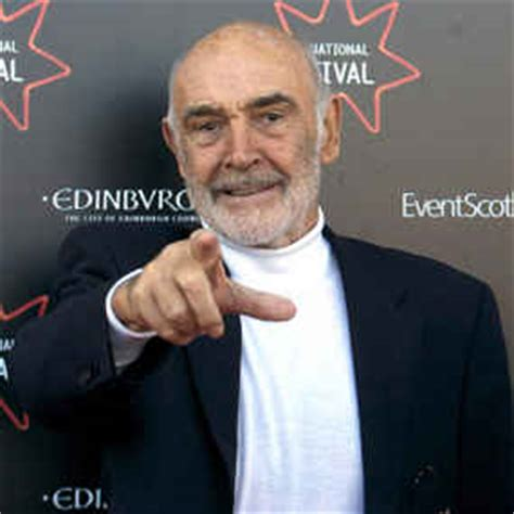 Sir Connery Announces Retirement by Sir Connery Makes Appearance To Open U S