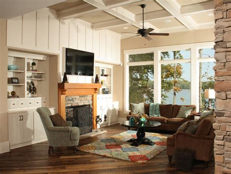 new home interior design southern traditional lake house traditional family room other metro by