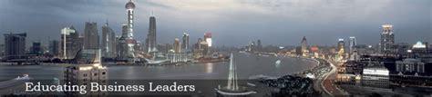 Shanghai Jiao Tong Antai Mba by Shanghai Jiao Tong Top Business School In