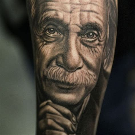 einstein tattoo einstein gallery