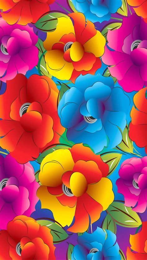 disegni astratti fiori pin di maury61 su colore world of color rainbow colors