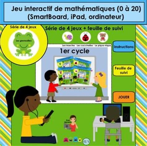 mathmatiques cycle 4 myriade 2047334454 activit 233 tni jeux interactifs de math 233 matiques bundle 1er cycle