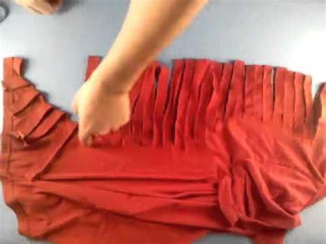 tutorial para hacer zumba manualidades c 243 mo hacer una camiseta con escote de
