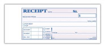 house rent receipt format india search results