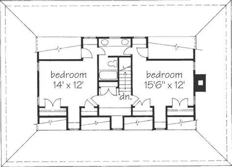Vernacular Cottage J Dean Winesett Southern Living Southern Vernacular House Plans