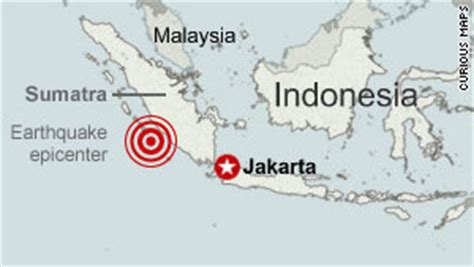 earthquake bengkulu strong earthquake strikes off sumatra coast cnn com