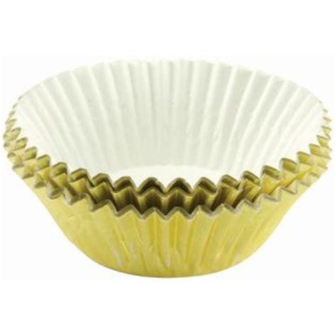 Set Gold Cantiq 32 gold baking cases set of 32 buy at qd stores