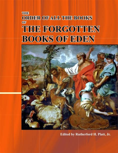 the abanonded books 33889505 the order of all the books of the forgotten books