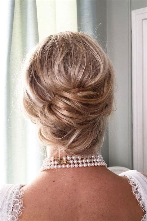 Wedding Hairstyles For Hair Chignon by Chignon Wedding Hairstyle Inspiration