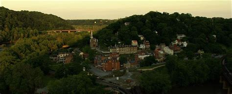 best towns in america aerial america best small towns off the fence
