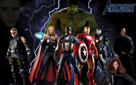 imagenes wallpaper avengers avengers desktop the avengers fan art 12876230 fanpop