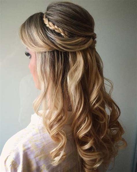 hair ideas 23 stunning prom hair ideas for 2018 crazyforus