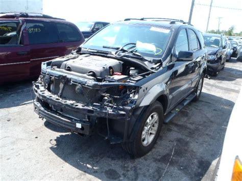 Kia Sorento Transmission 05 06 Kia Sorento Automatic Transmission 4x4 431326 Ebay