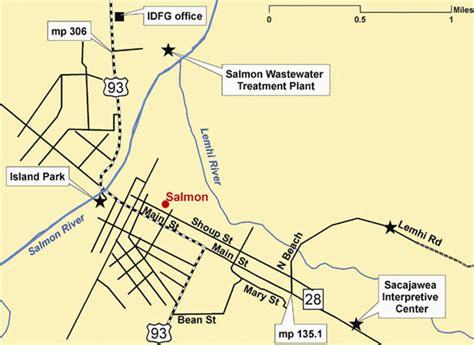 Salmon Wastewater Treatment Ponds - Idaho Birding Trail