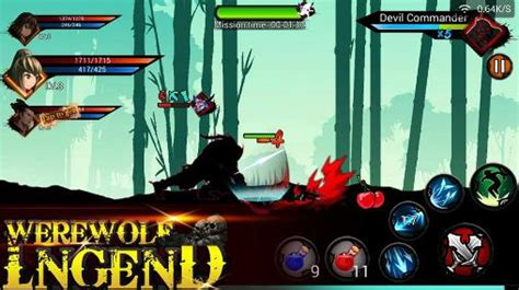 werewolf nightmare full version apk werewolf legend for android free download werewolf