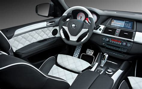 x6 interior 1920x1200 bmw x6 white interior desktop pc and mac wallpaper