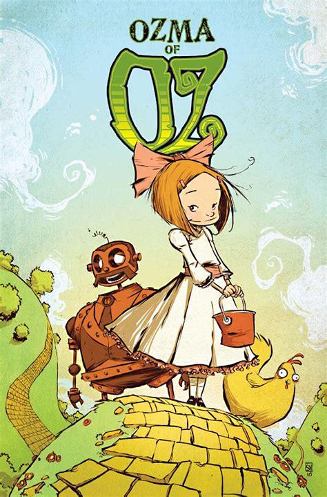 The Geeky Nerfherder Comic Book The Geeky Nerfherder Comic Book Ozma Of Oz