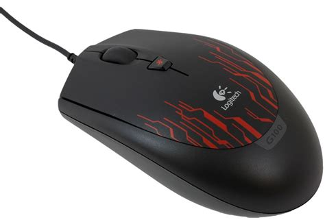Mouse G100 logitech gaming mouse g100 vrgames