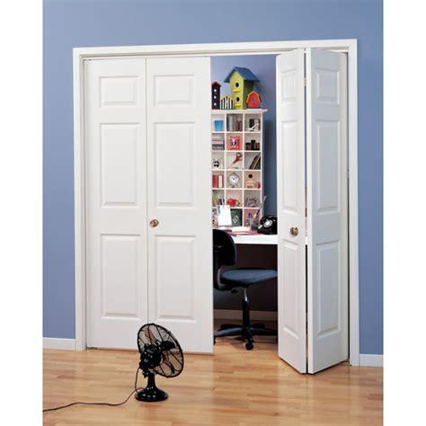 20 Inch 6 Panel Interior Door Bi Fold Doors 18x80 Quot Primed White 6 Panel Hd Supply
