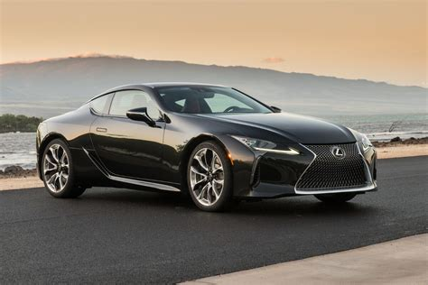 lexus black 2017 lexus showcases stunning details of lc coupe in new photos