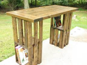 Rustic Computer Desks Computer Desk Rustic Crate Country Modern By Evergreenfurniture