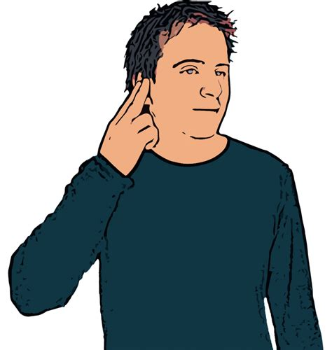 how to deaf sign language dictionary deaf