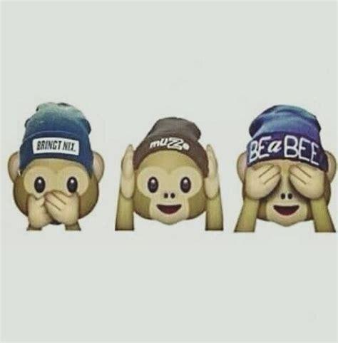 imagenes del emoji del mono les 25 meilleures id 233 es de la cat 233 gorie emoji wallpaper